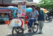 Индонезия...жара...