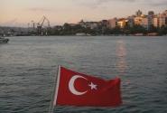 гордость любого турка- флаг