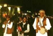 ночные карнавалы в Наама-Бэй