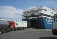 грузовые рейсы с материка на сотрова...