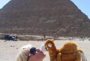 поцелюльки у пирамид