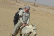 развлечение рашен туристов...вези меня большая черепа....эээ..лошадка..