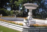 парковые аллеи