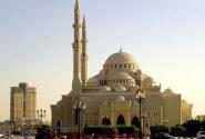 Дубаи мечеть