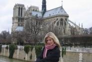 Маринка в Париже