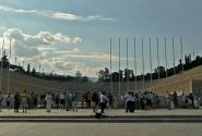 Стадион 1904 г. в Афинах.