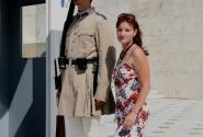 На память - на площади Синтагма