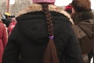 Коса - девичья краса :)