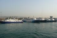 Порт Пирей.
