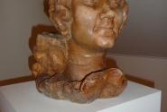 Скульптура жены Коненкова.