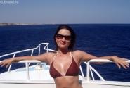 На фотографиях оторвалась как могла! Я, я, я и синее море!