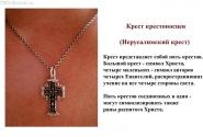 Мой иерусалимский крест