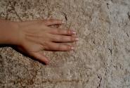 но вот - рукой прикоснуться и помолиться