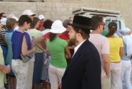 Такие люди в черном - признанный символ Израиля.
