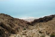 Вид направо - море...