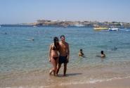 Классика пляжа =  ОН + ОНА+ море!