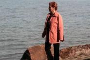 На озере Балатон.