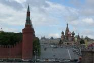 На подходах к Кремлю