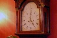 Часы в парадной зале остановлены на 5 часах утра. В это время композитора не стало...