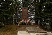 Памятник Неизвестному Солдату на Зайцевой горе.
