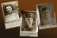 Собраны оригиналы писем, фотографий, наград, документов защитников Варшавского шоссе.