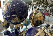 Сине-золотые фарфоровые глобусы :) Дорогущие!