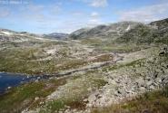 Зимняя дорога на Аурланд