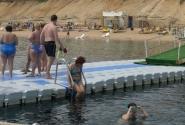 Принятие солевых ванн