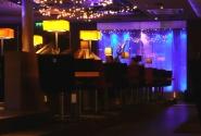 """""""Sky bar"""" на 26-м этаже гостиницы Латвия"""