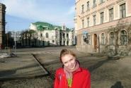солнечные улицы Риги