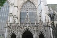 Собор Св. Михаила. Брюссель.