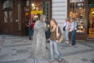 А это напомнило мне Рамблу в Барселоне)