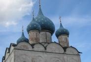 Кремль. Рождественский собор. Суздаль. 1220 год
