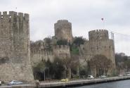Крепость поближе