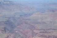Вот такая речка Колорадо расточила камни гор, и появился Большой каньон