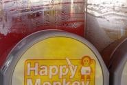Прикольный обезьяный напиток. Хорошо бодрит)