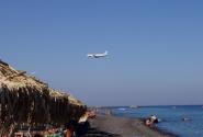 Самолёты идёт на посадку