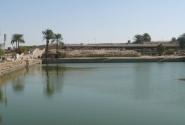 Огромное священное озеро