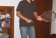 И теннисист
