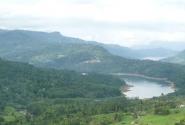 Горный пейзаж на подъезде к Нувара Элии