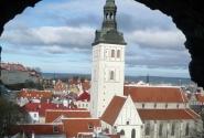 Таллин с высоты. Музей