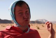 О..русские лица в пустыне, немного юмора