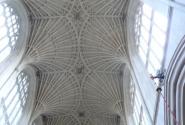 Веерный потолок