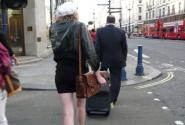 Британская модница!