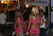 Клубные девушки