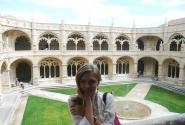 Внутренний дворик - произведение искусства, сказочное