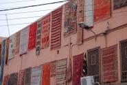 Марокканские ковры, где каждый узор и цвет имеет свое значение
