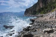 Море. Нафплион.