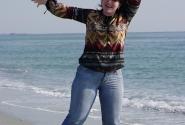 Танцую на побережье в Литохоро