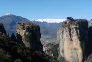 Небесные монастыри в Метеорах